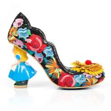 Vamers - Lifestyle - Fashion - Step into Wonderland with these Irregular Disney Inspired Shoes - Flowers Can't Talk 02