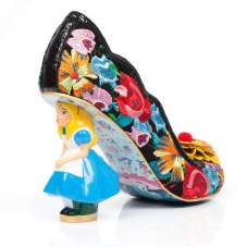 Vamers - Lifestyle - Fashion - Step into Wonderland with these Irregular Disney Inspired Shoes - Flowers Can't Talk 03