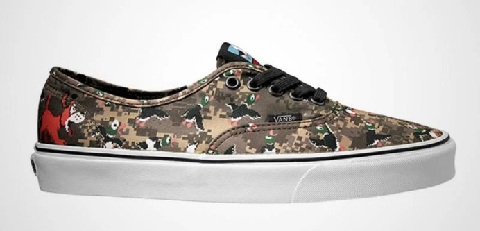 Vamers - FYI - Fashion - Geek Lifestyle - These Official Nintendo Themed Vans Are Wicked Cool - Duck Duck Go