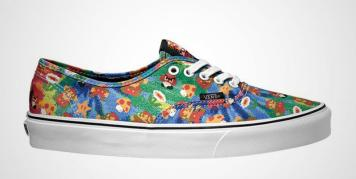 Vamers - FYI - Fashion - Geek Lifestyle - These Official Nintendo Themed Vans Are Wicked Cool - Goombas