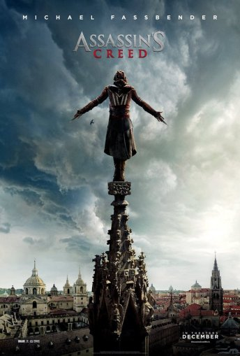 Vamers - FYI - Movies - These are the official posters for Assassin's Creed (2016) - Poster 1