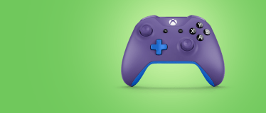 Vamers - FYI - Gaming - Embrace Your Individuality with Xbox Design Lab - Regal Purple
