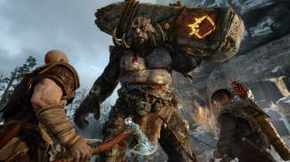 Vamers - FYI - Gaming - Kratos is back and Manlier than ever in God of War. He is also a Dad - 01