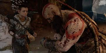 Vamers - FYI - Gaming - Kratos is back and Manlier than ever in God of War. He is also a Dad - Banner 02