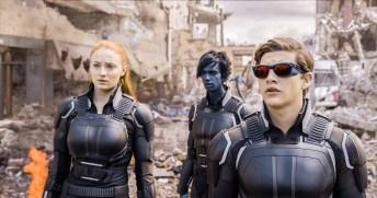 Vamers - Review - Movies - X-Men- Apocalypse - 2016 - Original Trio