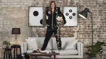 Vamers - FYI - Gaming - SUATMM - The Xbox Onesie is Glorious and was made for Gamers, By Gamers - Xbox Onesie - Black is back