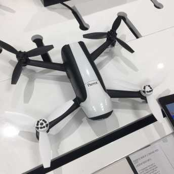 Vamers - FYI - Events - Gadgetology - Tech - Dionwired Tech Trends Event Roundup - Parrot Drone Bebop 2