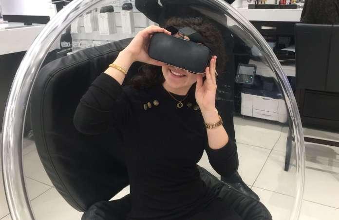Vamers - FYI - Events - Gadgetology - Tech - Dionwired Tech Trends Event Roundup - Samsung Gear VR