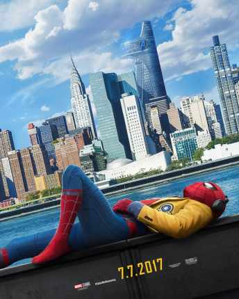 Vamers - FYI - Movies - 'Homework can wait, the City can't' in new Spider-Man Homecoming Posters - 03