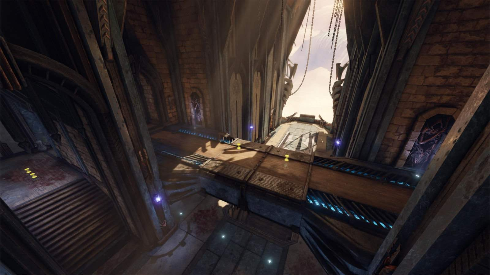 Quake Champions Blood Covenant Arena debuts in New Trailer