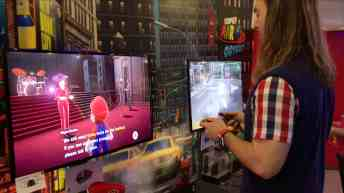 Vamers - Lifestyle - Nintendo Pop-Up Store + Hands-On with Super Mario Odyssey & Skyrim - 2