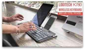 Vamers - Technology - Logitech Product Showcase Event 2017 - Logitech K780 Multi Keyboard 2