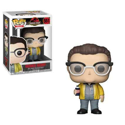 Vamers - Comics & Toys - 25th Anniversary Jurassic Park Funko Pop Collection includes sexy Ian Malcolm - 4