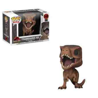 Vamers - Comics & Toys - 25th Anniversary Jurassic Park Funko Pop Collection includes sexy Ian Malcolm - 5