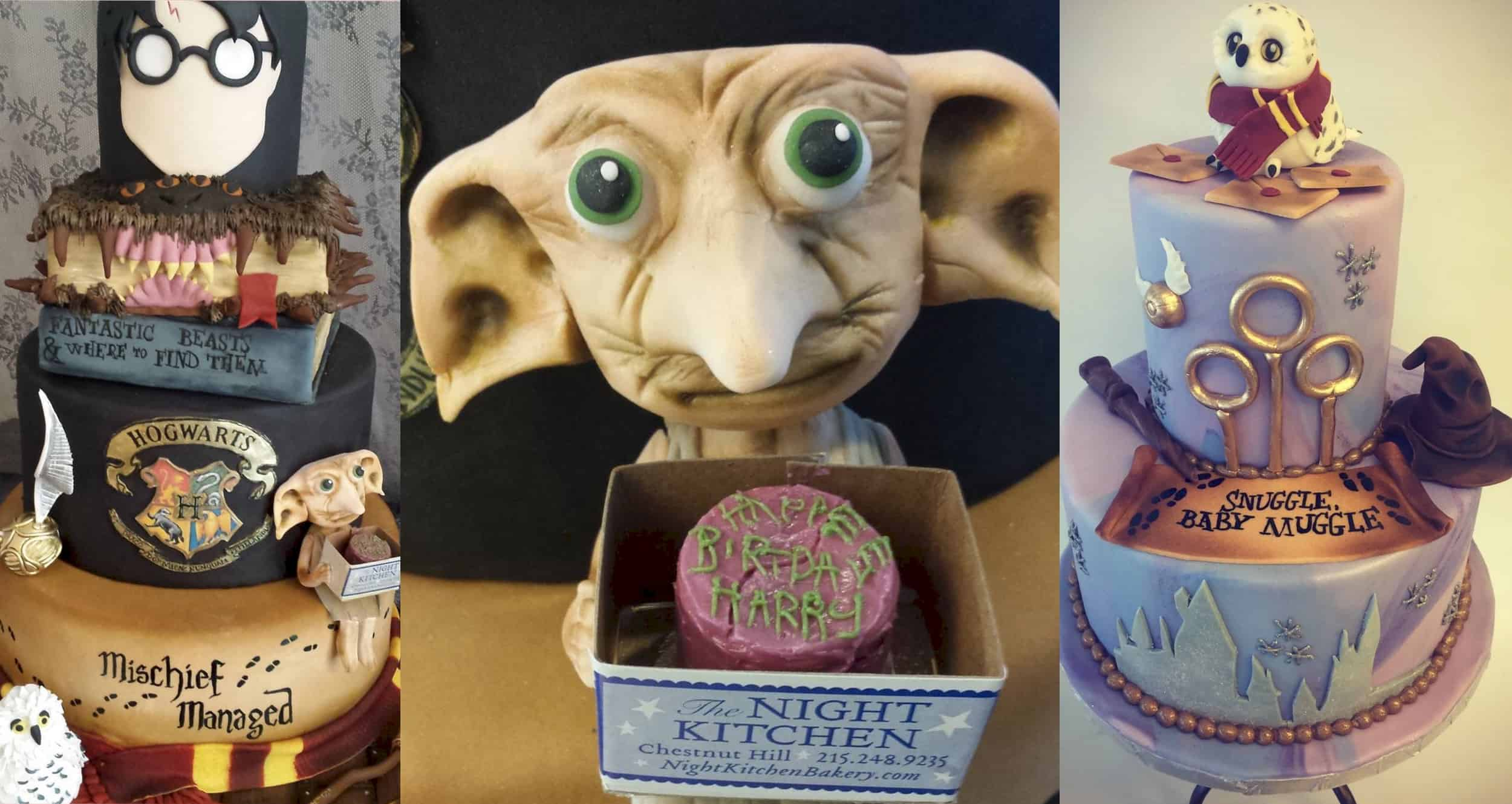 Night Kitchen Bakery makes Magical Cakes for Muggles