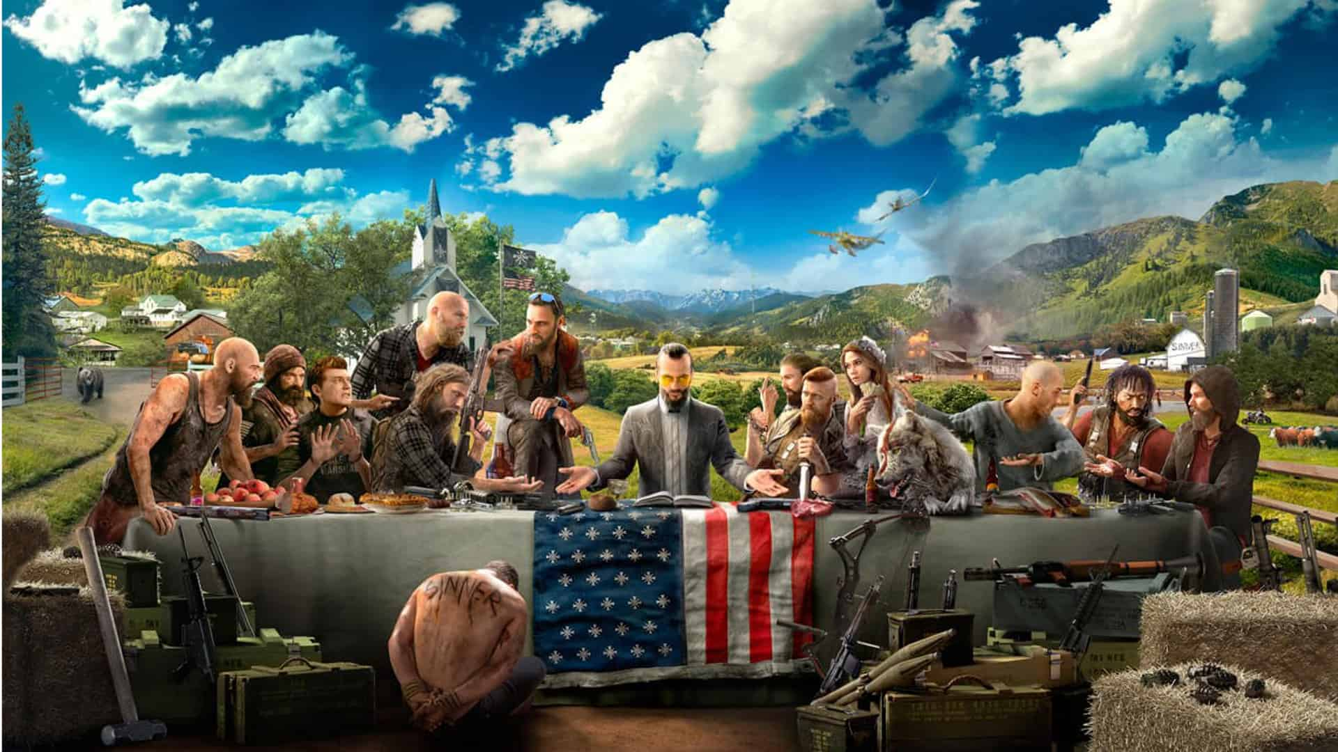 Far Cry 5 Season Pass detailed, Far Cry Arcade map editor announced