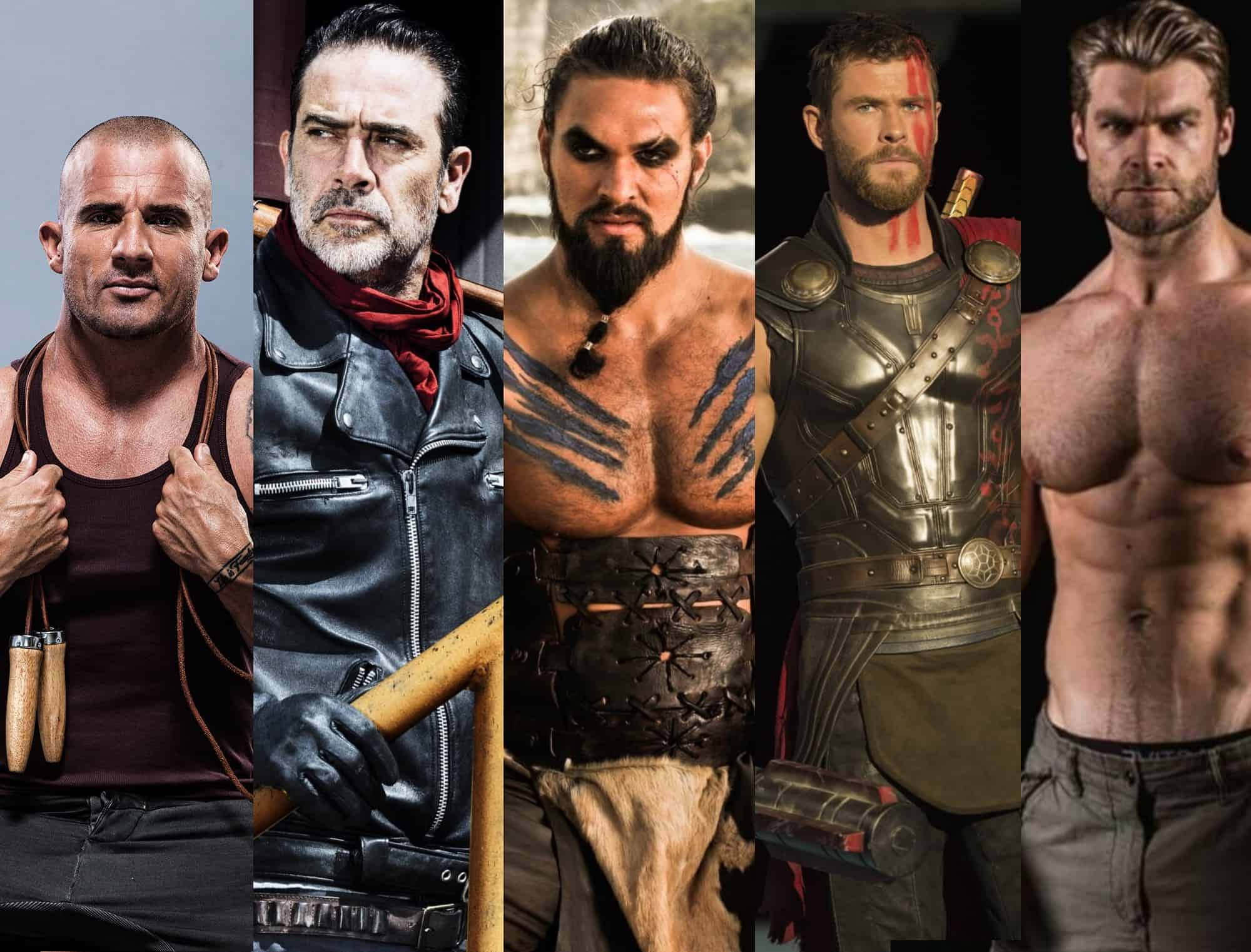 Five actors who could be Kratos in a God of War Movie