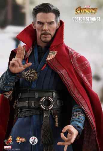 Vamers Store - Hot Toys - Avengers Infinity War - Doctor Strange- MMS484 - 6