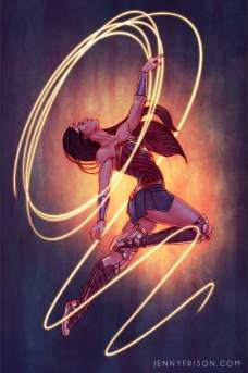 Vamers - Entertainment - Jenny Frison Comic Book Cover Artist confirmed for Comic-Con Africa 2018 - 5