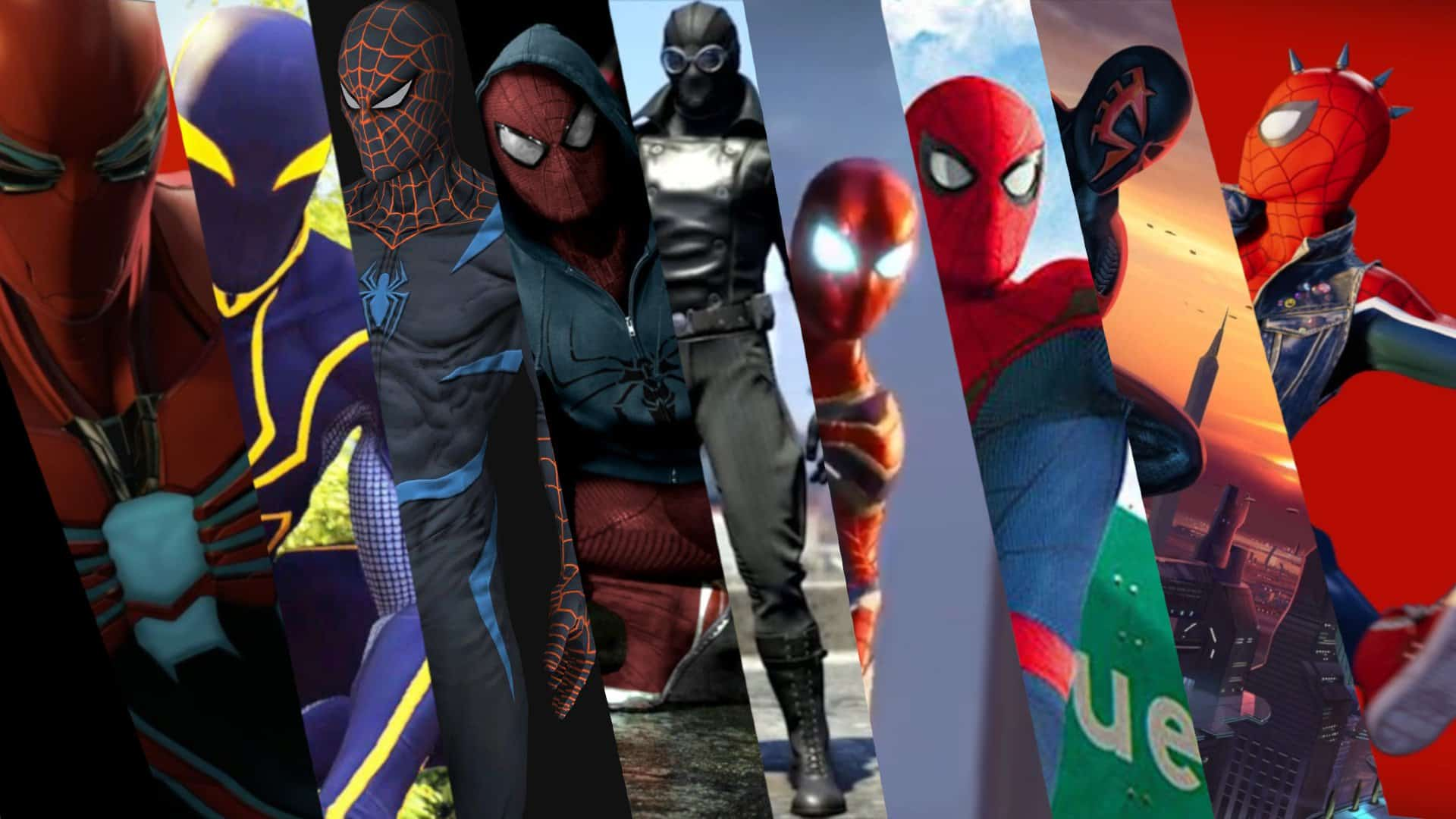 Home Design Game Story Every Confirmed Spidey Suit For Marvel S Spider Man Ps4
