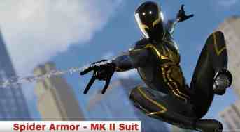 Vamers - Gaming - Every confirmed alternate suit for Marvel's Spider-Man for PlayStation 4 so far - 11