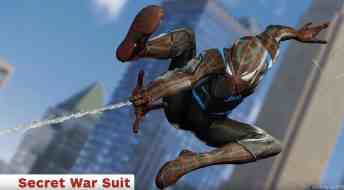Vamers - Gaming - Every confirmed alternate suit for Marvel's Spider-Man for PlayStation 4 so far - 13