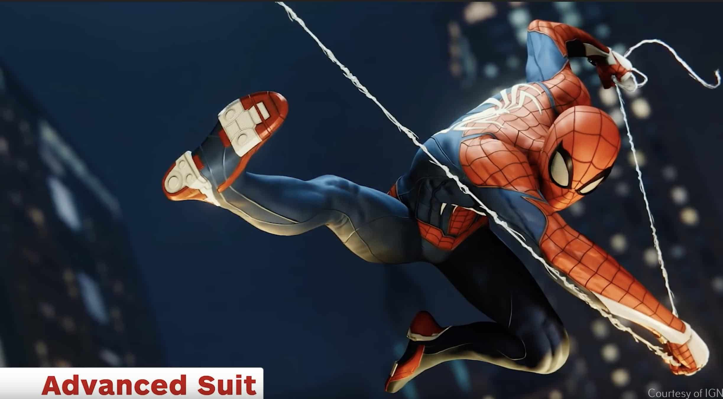 Every Confirmed Spidey Suit For Marvels Spider Man Ps4