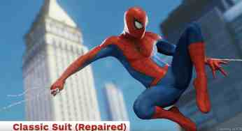 Vamers - Gaming - Every confirmed alternate suit for Marvel's Spider-Man for PlayStation 4 so far - 5