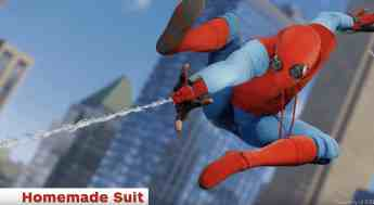 Vamers - Gaming - Every confirmed alternate suit for Marvel's Spider-Man for PlayStation 4 so far - 50