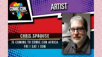 Vamers - Lifestyle - Comic writer Andy Diggle and artist Chris Sprouse confirmed - 02