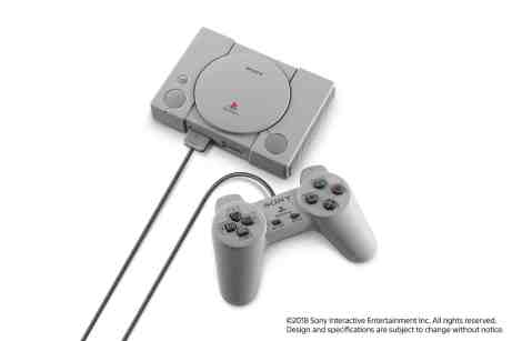 Vamers - Gaming - The Sony PlayStation Classic channels the heyday of 3D gaming - 5
