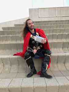 Vamers - Lifestyle - Cosplay - Creating Mjolnir for Comic Con Africa - 12