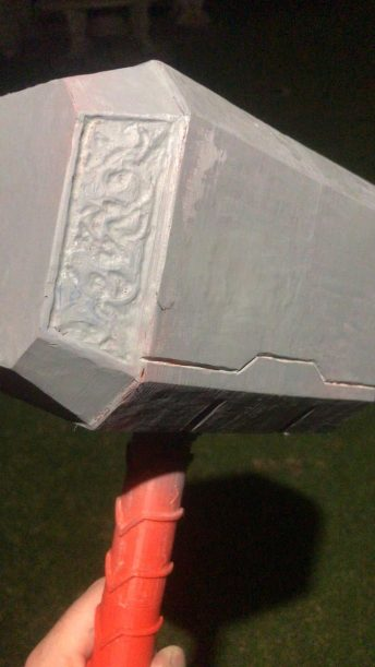 Vamers - Lifestyle - Cosplay - Creating Mjolnir for Comic Con Africa - 2