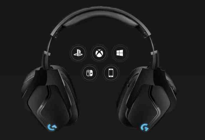 Logitech G935 Review - Sexy sound in an overly bulky design