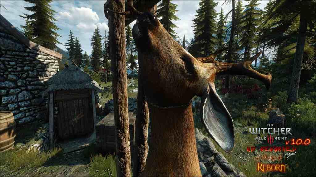 Fan-made Witcher 3 remaster mod reinvigorates the Wild Hunt - Vamers