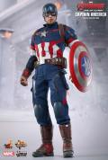 Vamers Store - Hot Toys - MMS281 - Avengers Age of Ultron - Captain America 01