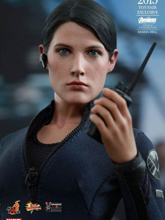 Vamers Store - Hot Toys - MMS305 - Avengers Age of Ultron - Maria Hill (2015 Toy Fair Exclusive) 12