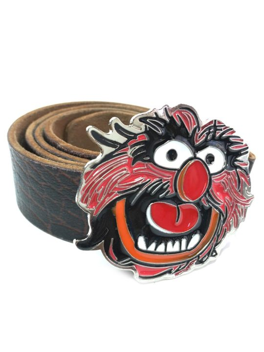 Vamers Store - Merchandise - Geek Chic - Accessories - Belt Buckles - Animal Face Belt Buckle inspired by The Muppets - 04