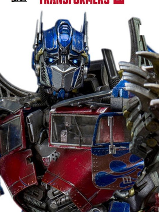 Vamers Store - 3A - VS-3AC-TF-003 - Premium Scale - Transformers Optimus Prime - 07