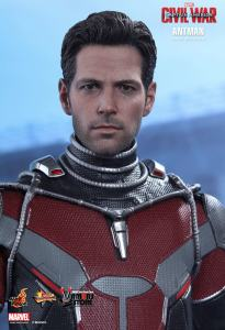 Hot Toys Ant-Man Collectible from Captain America: Civil War