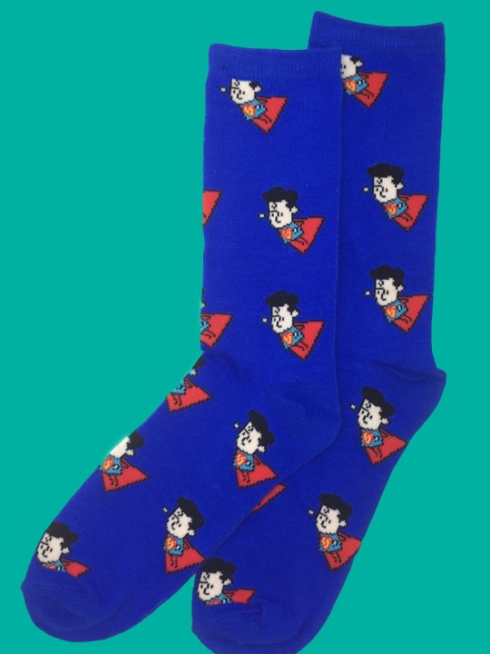 vamers-store-apparel-socks-dc-comics-superman-caricature-socks-acrylic-polyester-spandex-blend-02