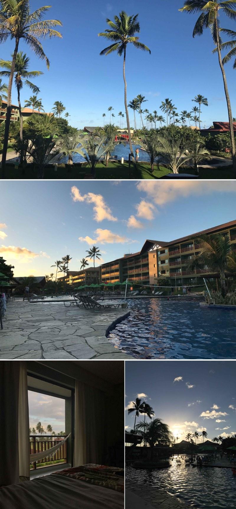 vamo comigo blog piscina hotel vivá porto de galinhas