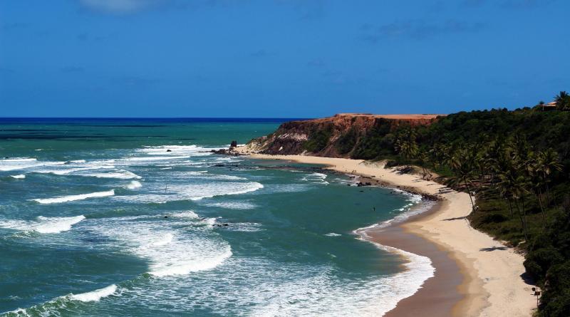 Pipa, no Rio Grande do Norte, é um destino saído de filme - Destinos brasileiros para viajar sozinha.