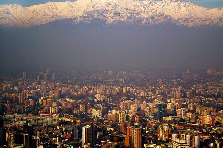 Santiago, Chile - Foto: Esse mundo é nosso - É seguro viajar sozinha