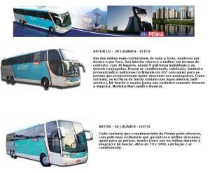 Penha 2011 1 300x247 - Serviço Leito Rodoviário – Análise desta oferta de serviço entre as empresas de ônibus