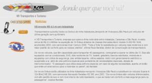 VB em 2011 300x164 - Deslocamento rodoviário para Aeroporto – Ligação por ônibus entre Viracopos, Congonhas e Guarulhos