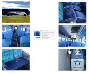 Viação Aguia Branca 2011 300x245 - Serviço Semi Leito – Conceitos sobre esta categoria de transporte rodoviário