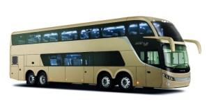 Comil Invictus - Modelos de ônibus DD (Double Decker) – Carrocerias brasileiras