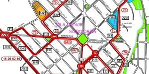 Setor Nova Sorocaba - Entre Ipanema e Itavuvu – Linhas de ônibus urbanas destas regiões da cidade de Sorocaba