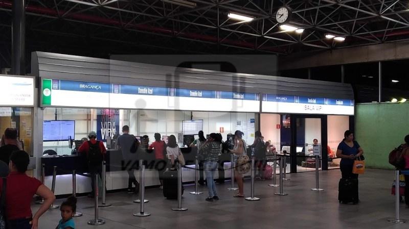 GUICHÊ E SALA VIP GRUPO VIDA 1 - Terminal Rodoviário São Paulo – Informações sobre atendimentos